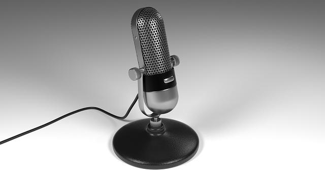 микрофон отдельностоящий